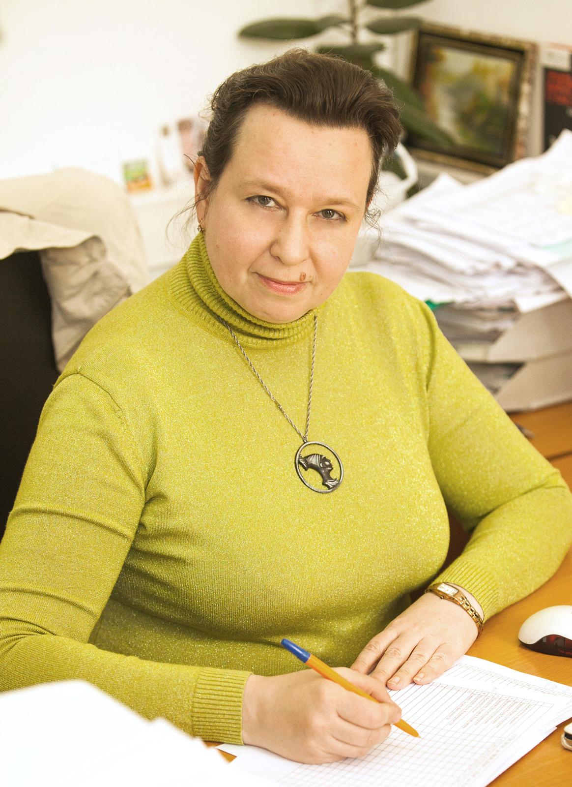 Калмыкова И. А.